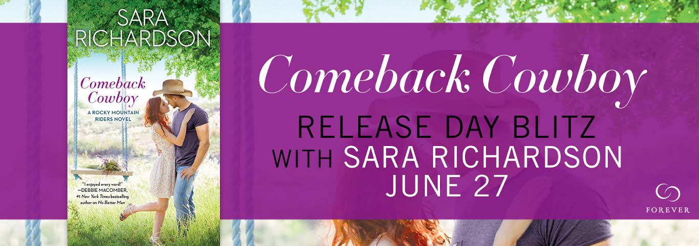 Comeback Cowboy by Sara Richardson