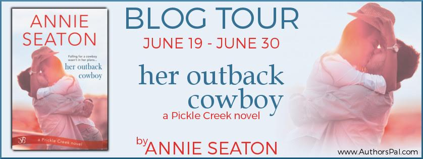 Her Outback Cowboy by Annie Seaton