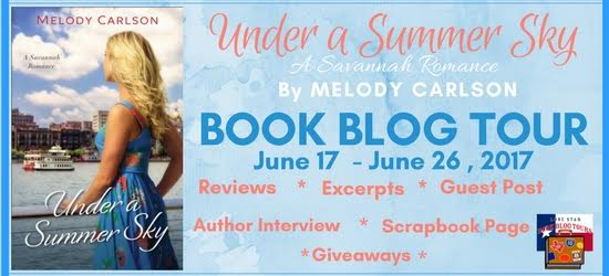Under a Summer Sky by Melody Carlson