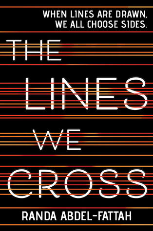 The Lines We Cross by Randa Abdel-Fattah.