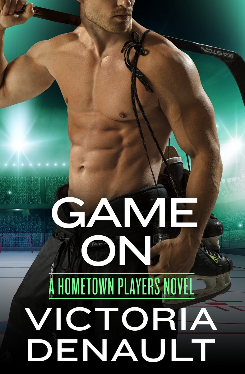 GAME ON by Victoria Denault