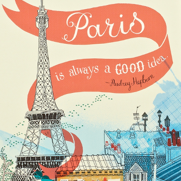 Spend the Holidays in Paris! A Paris Book List!