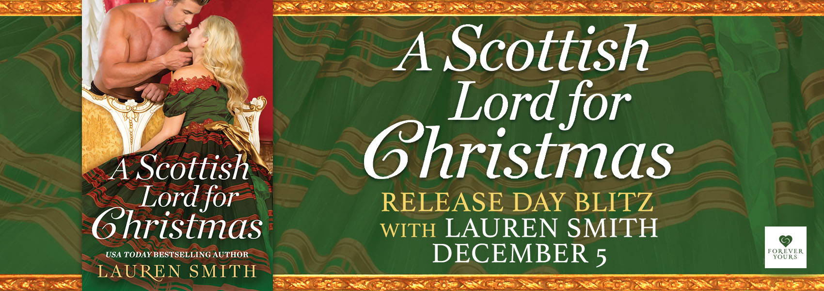 A Scottish Lord for Christmas by Lauren Smith