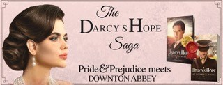 The Darcy's Hope Saga by Ginger Monette
