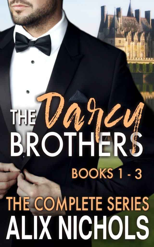 THE DARCY BROTHERS BOX SET  by Alix Nichols