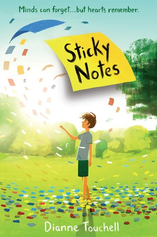 Sticky Notes by Dianne Tochell