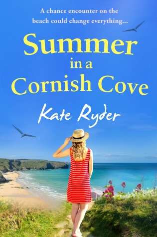 SUMMER IN A CORNISH COVE by Kate Ryder