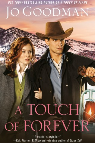 A TOUCH OF FOREVER by: Jo Goodman