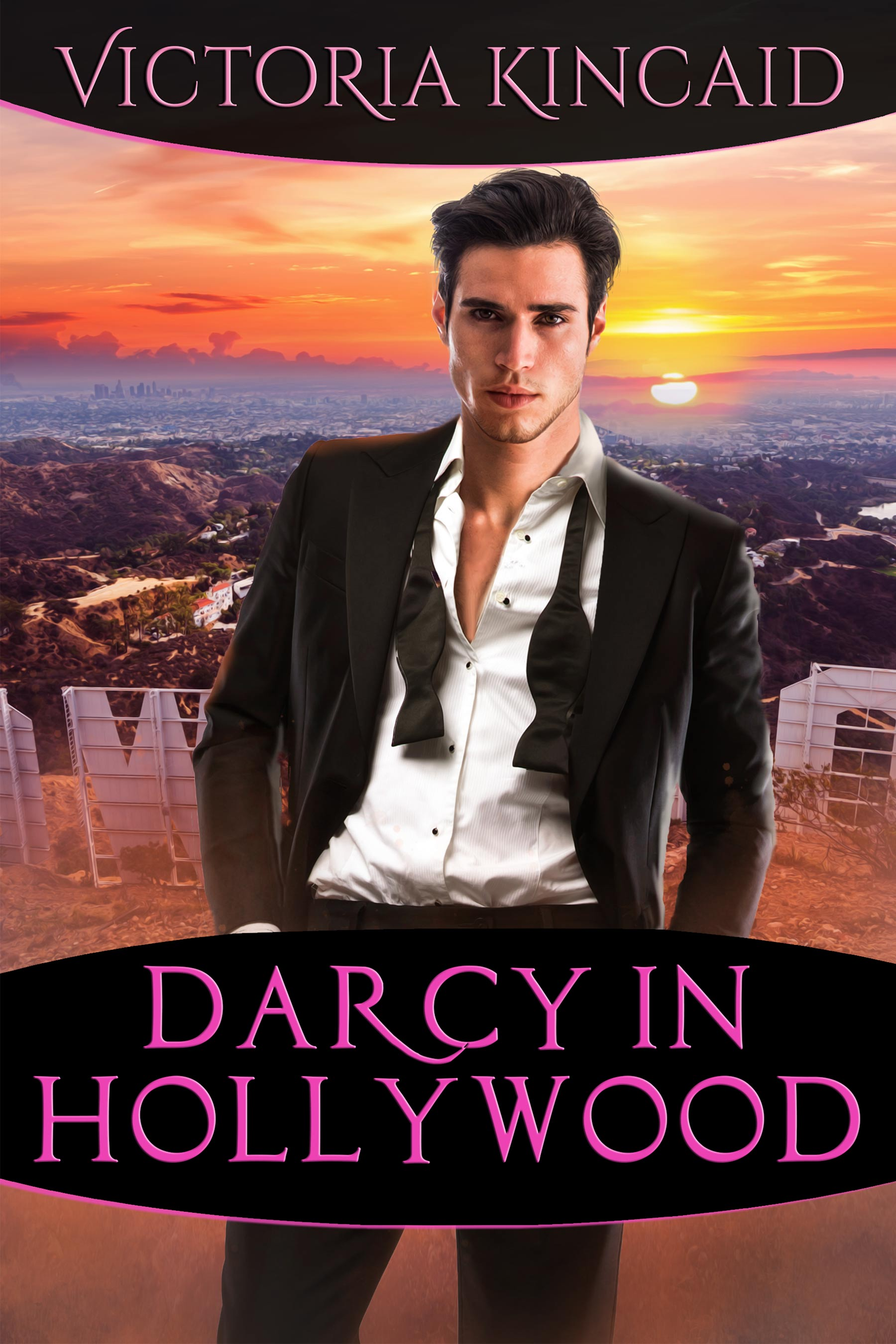 Darcy in Hollywood by Victoria Kincaid