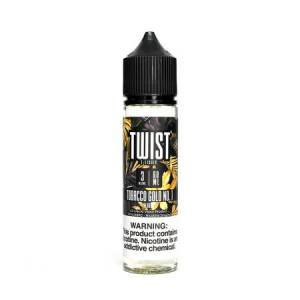 Twist Tobacco Gold No.1 3 мг 60 мл