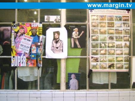 SUPERSUPER MAGAZINE LOUNGE AT MARGIN LONDON AUGUST 2007