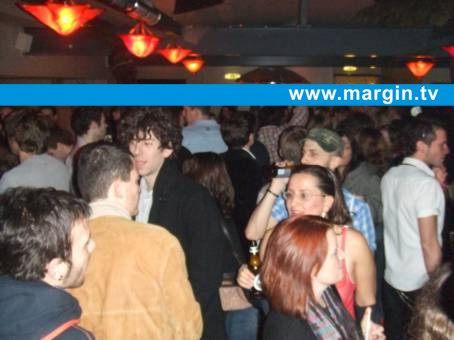 Margin London Party February 2008