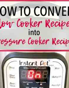 also how to make your favorite slow cooker recipes in the pressure rh marginmakingmom