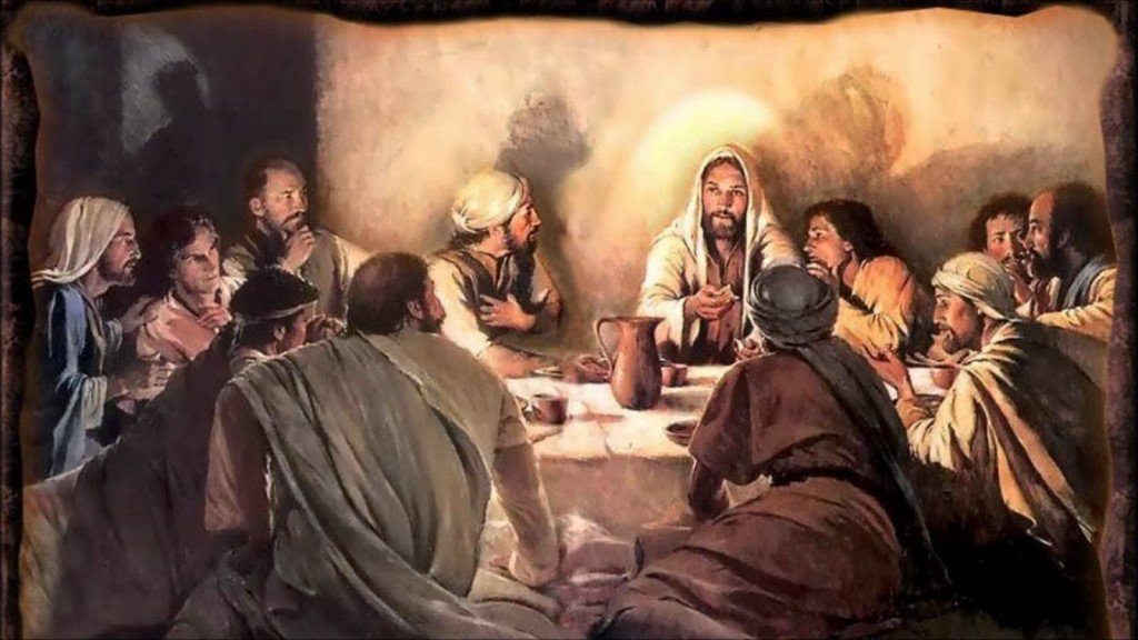 new covenant meal Jesus Lord's Supper Communion