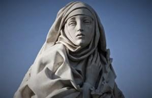 Catherine of Siena by Margaret Mowczko
