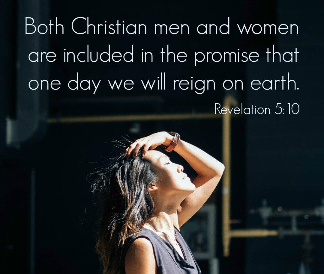 reign on earth, priesthood, revelation 5, gender