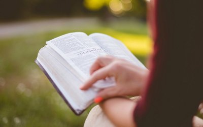 Growing as a Christian – Reading the Bible