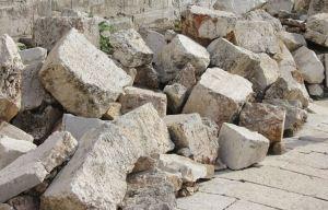 1 Peter 2, stones