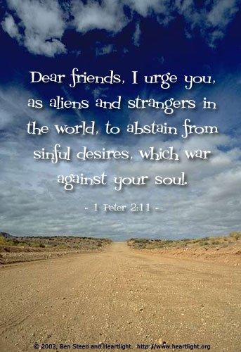 Silencing Slander - 1 Peter 2:11-17