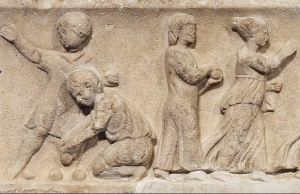Salome danced for Herod Antipas