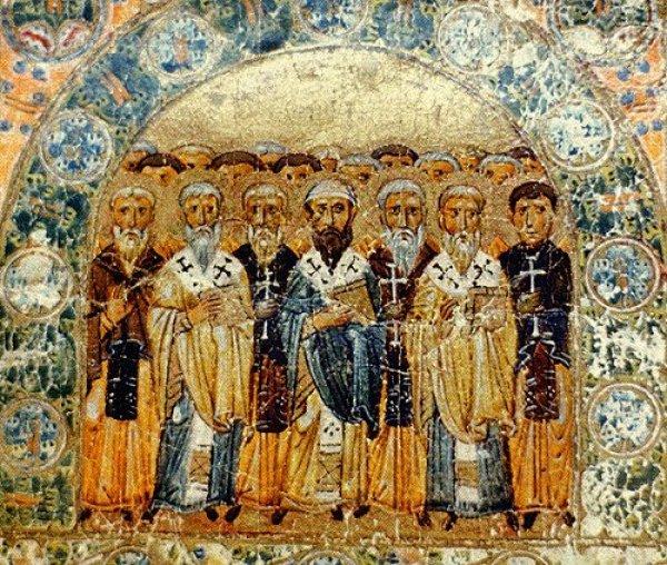 misogynist Calvin Luther Knox Tertullian Saint Augustine Origen Aquinas