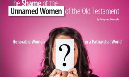 "The ""Shame"" of the Unnamed Women of the Old Testament"