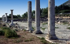The Forum at Philippi (Source: Visual Bible Alive)