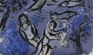 Adam taught Eve