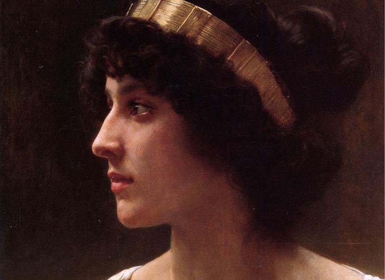 The Intrigues of Salome I, Herod the Great's Sister