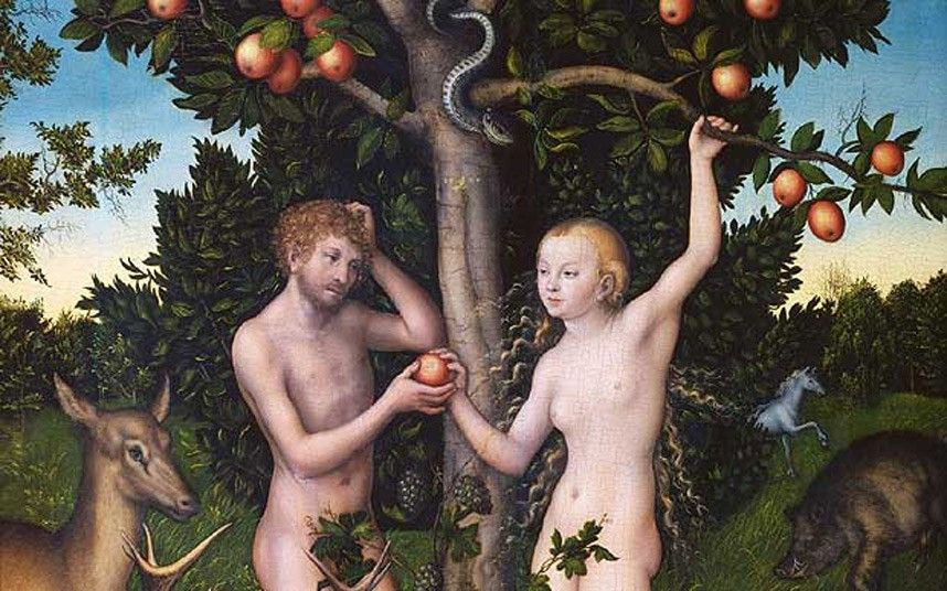 Adam and Eve Gnostic Gnosticism Serpent
