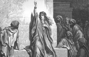 Women leaders Isaiah 3