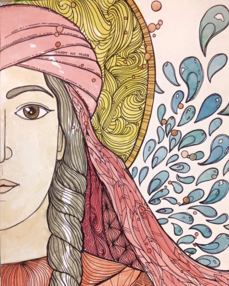The Samaritan Woman of Sychar - John 4