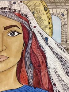 Junia apostle woman Romans 16:7 missionary androncius prisoner joanna