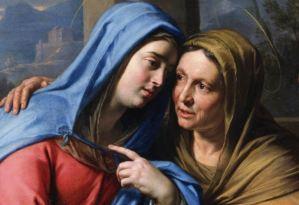 All about Elizabeth, Luke 1