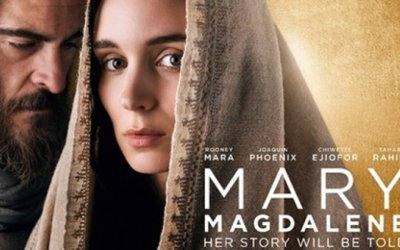 Here's what I thought of the Mary Magdalene movie