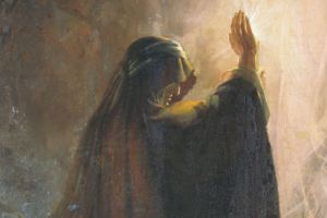 witch endor medium samuel saul