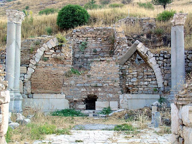 The prominence of women in the cultic life of Ephesus