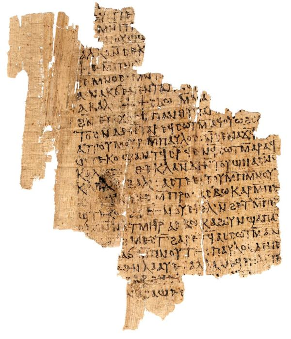 Theonoe, Myrte, Myrta prophetess Corinth, Corinthian Correspondence. 3 Corinthians