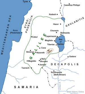 Galilee in the First Century CE