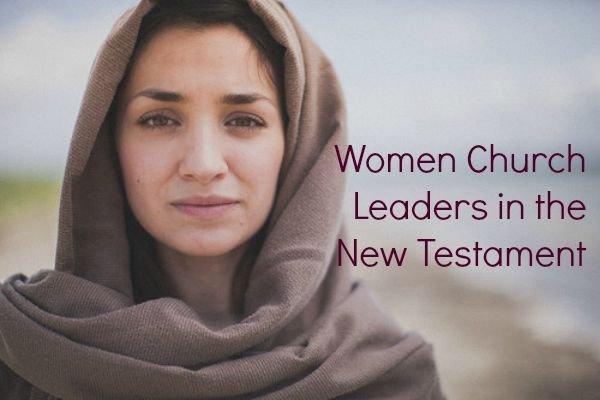 Women Church Leaders Eph 411