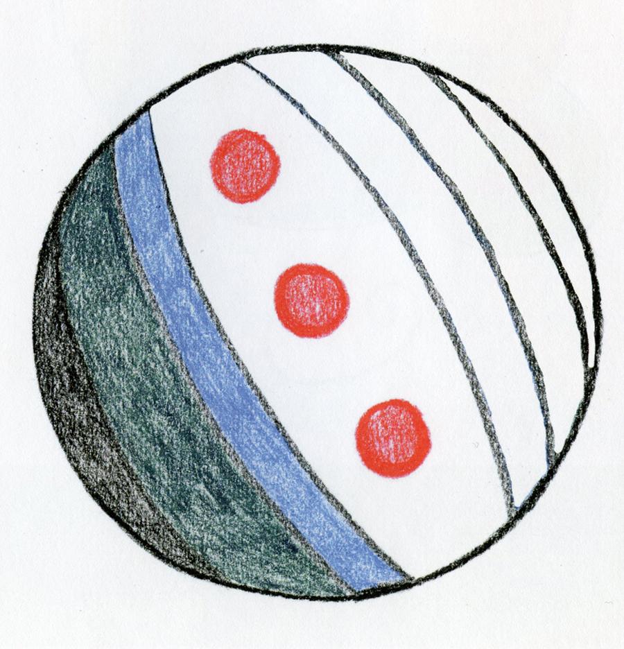 Oil Pastel, 2004
