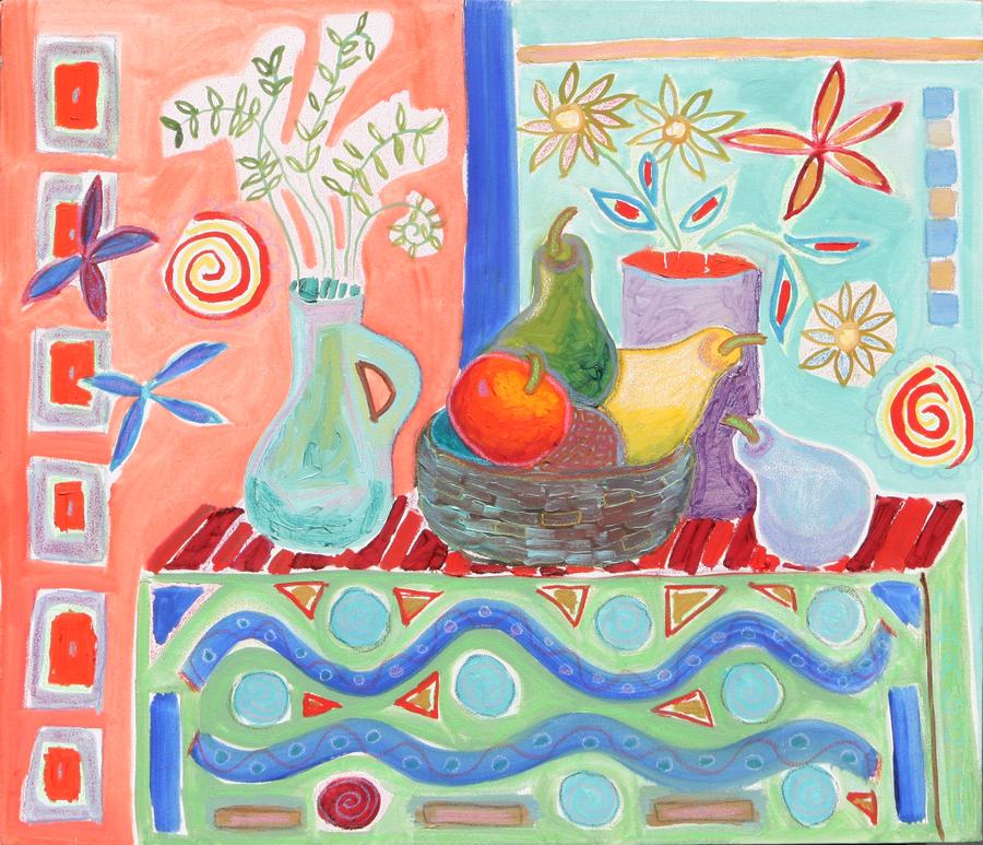 Daisies, 2001