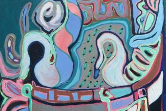 Swan Chair, 1988