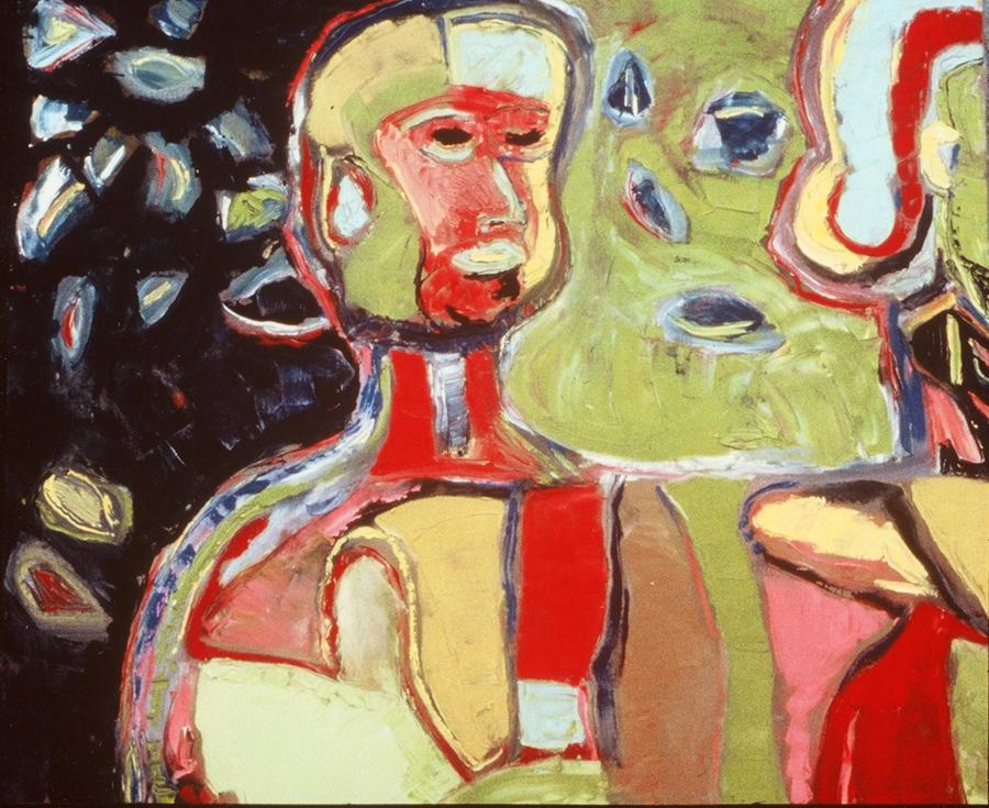 A Couple, 1987
