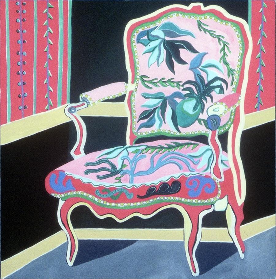 Pineapple Chair, 1988