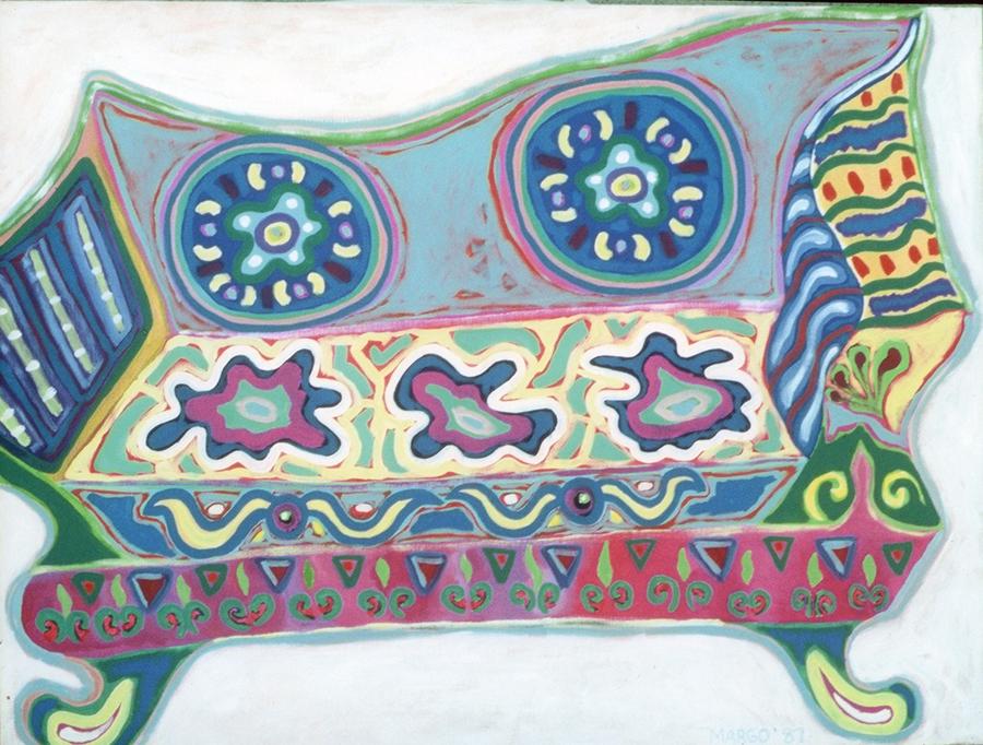Sofa, 1986
