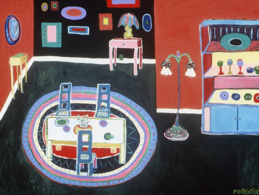Interior, 1987