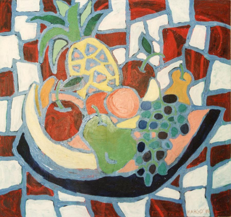 Still Life of Fruit, 1988