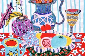 Fruit Bowl, 1991