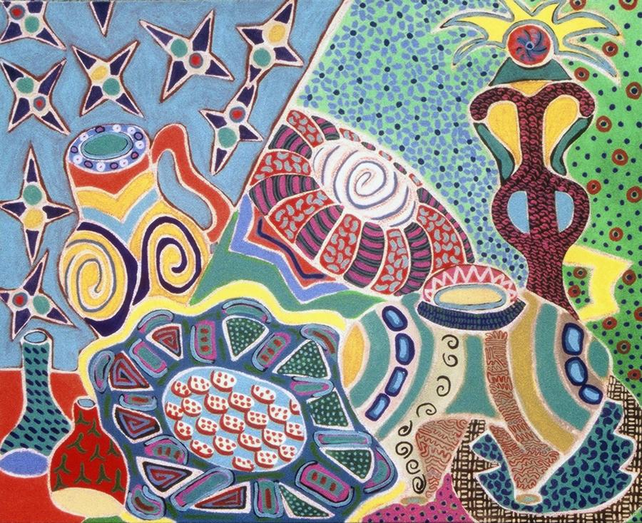 Crazy Pottery, 1992